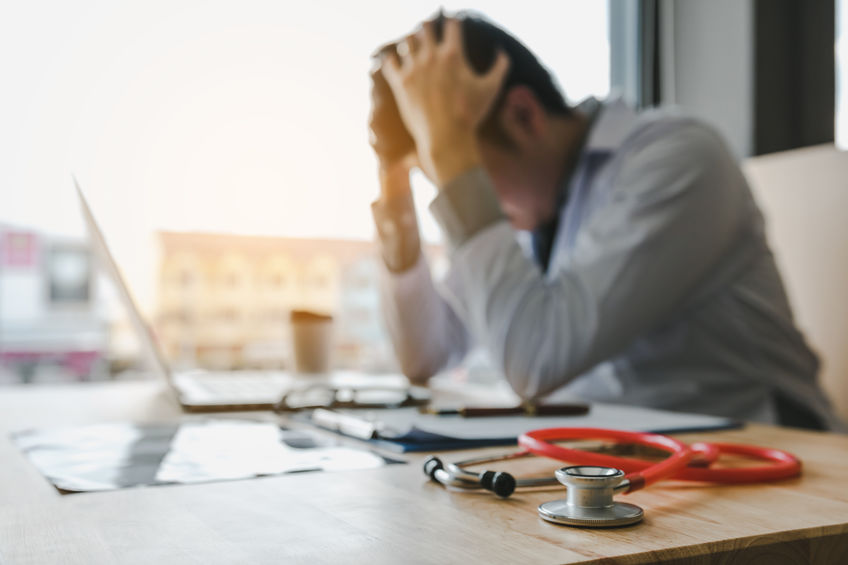 4 Reasons Telemedicine Can Help Relieve Physician Burnout