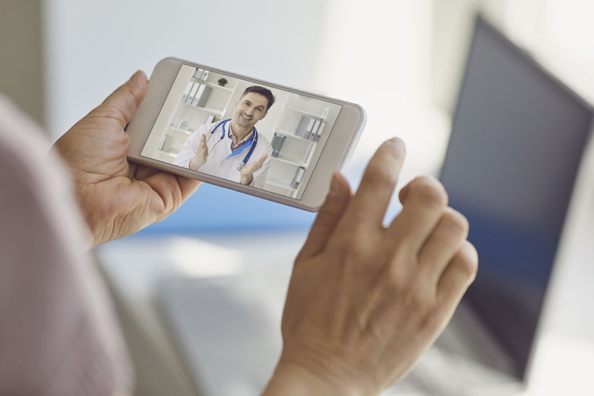 How the Pandemic Has Supercharged the Use of Telemedicine